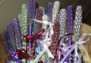Lavender Wands WGHS